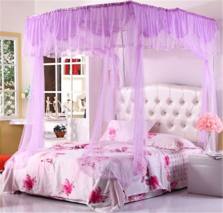 Double Bed Rail Pink