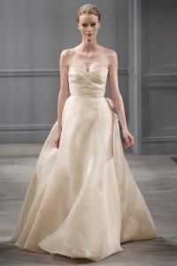Champagne-Wedding-Dress